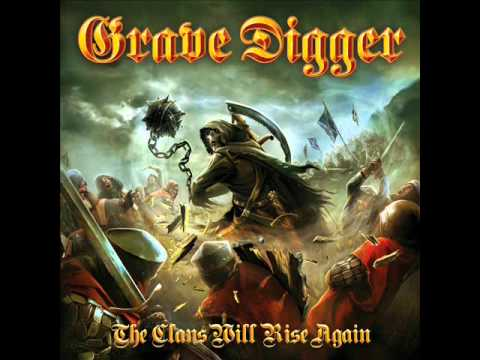 Grave Digger - Spider