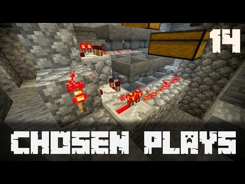 Chosen Plays Minecraft 1.13 Ep. 14 Super Small Super Smelter Automation