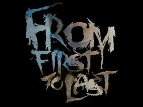 From First To Last - My Heary Your Hands