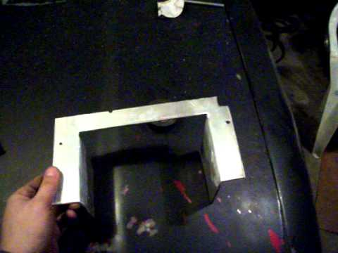 2000 chevy blazer double din install part 1