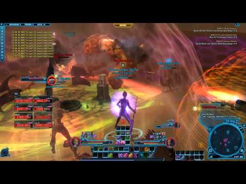 SWTOR Dash'roode Hardmode Scum and Villainy (8m)