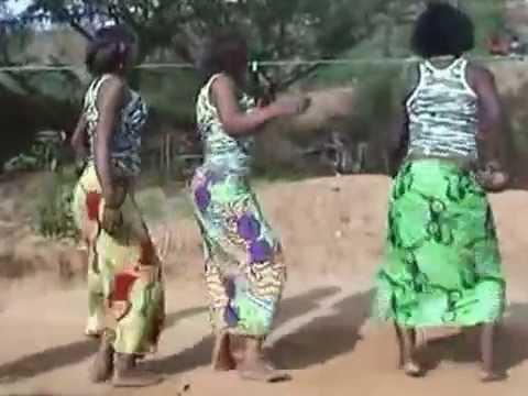 Adjani Musica Culture Béembé-mouyondzi Congo-brazzaville. Le Mapouka Modéré video