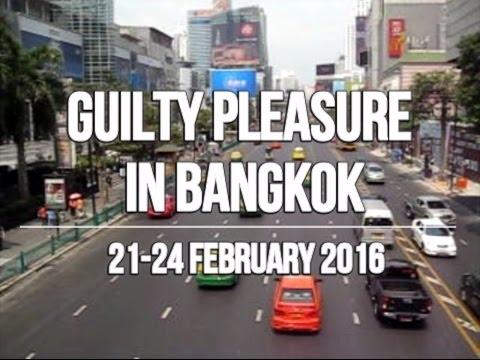 FOOD TRAVEL #1: Guilty Pleasure In Bangkok!