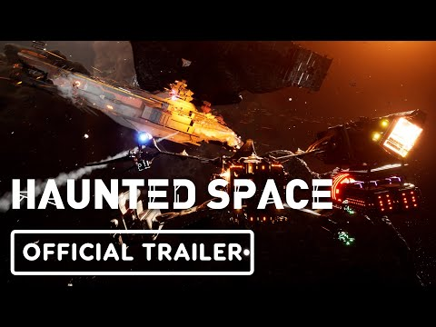 Haunted Space - Official Gameplay Trailer   Summer of Gaming 2021