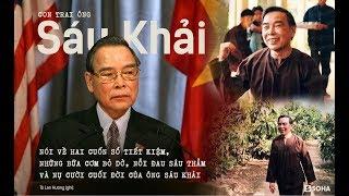 Phan Minh Hoàn con trai Phan Văn Khải nói về 2 cuốn sổ tiết kiệm và nụ cười cuối đời của cha