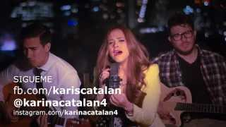 COMO TE ATREVES - INTOCABLE - COVER - KARINA CATALAN
