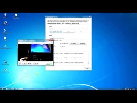 GoPro Hero 4 Live Streaming using VLC Player (Windows)