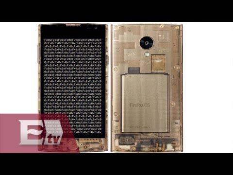 Mozilla saca nuevo smartphone transparente fx0 /Hacker