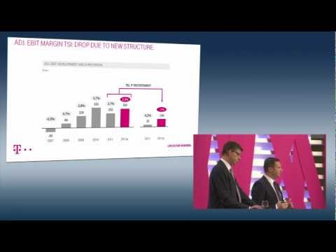 Reinhard Clemens (CEO T-Systems) - Deutsche Telekom Capital Markets Day 2012