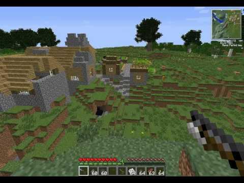 Minecraft Tekkit 2.1.1 como usar las armas y el cañon
