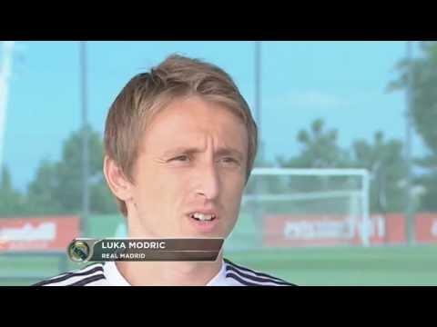 Luka Modric verlängert bei Real Madrid bis 2018: