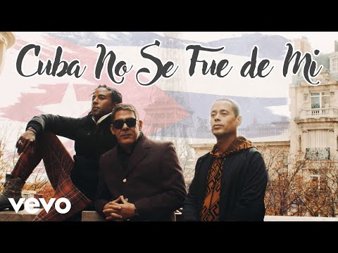 Orishas - Cuba No Se Fue de Mi (Official Music Video)