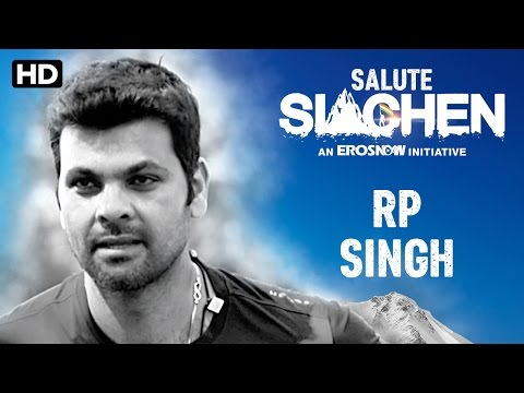 Salute Siachen | RP Singh - Introduction