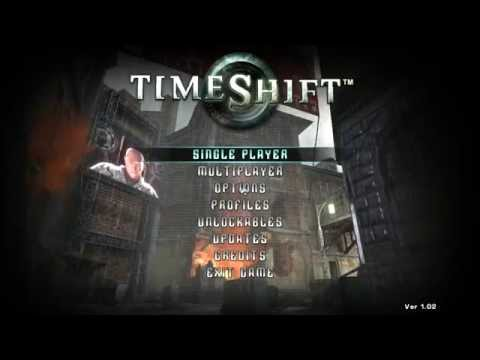 Let's Play TimeShift: 00 Intro