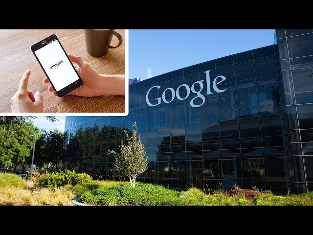 Streit zwischen Google und Amazon! Jetzt wird es ernst!