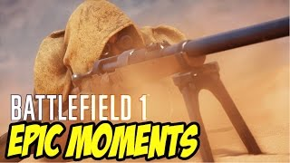 BATTLEFIELD 1 BETA - EPIC MOMENTS - GAME OVERVIEW
