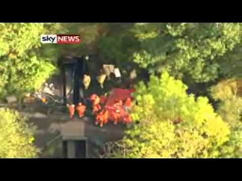 Four Men Trapped In Welsh Mine