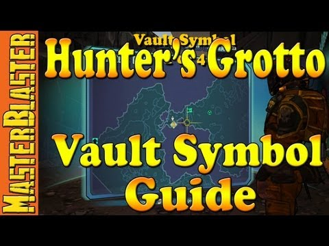 Hunter's Grotto Cult of the Vault Hidden Symbol Challenge Guide - Borderlands 2