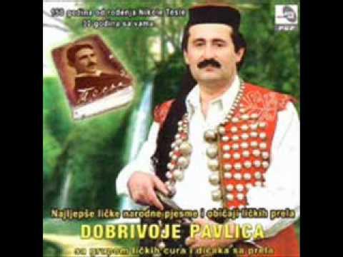 Krajiske Pjesme-plaski Grade Dobrivoje Pavlica video
