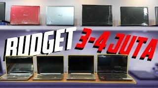Rekomendasi Laptop Budget 3 - 4 Juta TERBAIK 2019   YANG TERAKHIR GAK ADA LAWAN !!