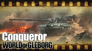 World of Gleborg. Conqueror - Долгий ящик
