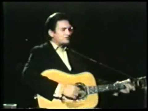 Johnny Cash - Cocaine Blues Live