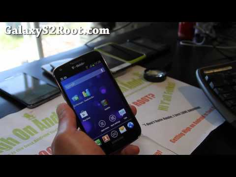 Darkside Evolution ICS ROM v7 for T-Mobile Galaxy S2 SGH-T989!
