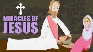 Video: Miracles of Jesus - Kids Stories