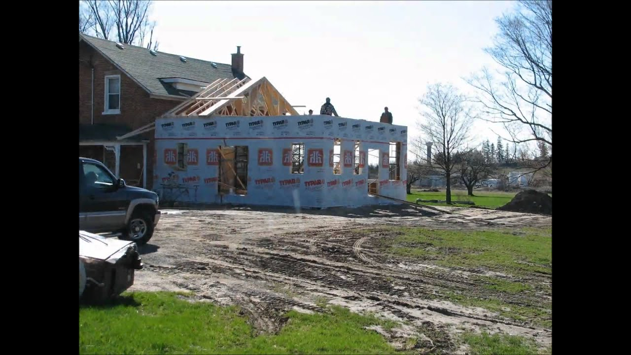 Century Home Renovation - Time Lapse - YouTube