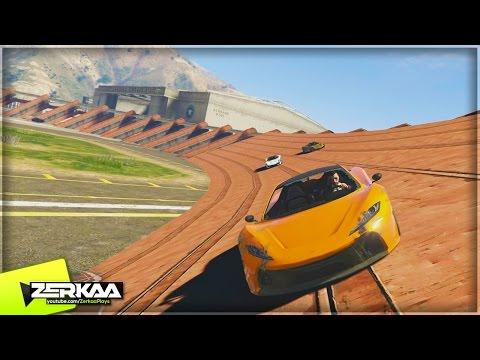 INTENSE NASCAR RACE   GTA 5 Funny Moments   E631 (GTA 5 PS4)