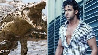 Hrithik Roshan To Fight a Crocodile In Mohenjo Daro || New Bollywood Movies News 2015