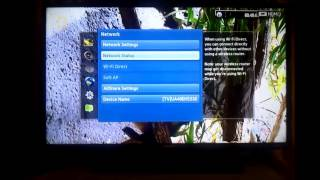 Samsung TV IP Address