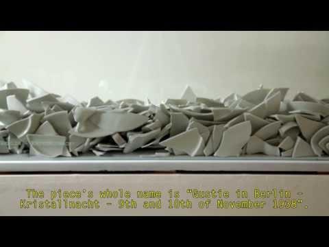 Gustie in Berlin, by Géraldine Cario / G. Ogor Art Gallery / Curator Sandra Mulliez