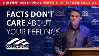 Ben Shapiro LIVE at University of Tennessee, Knoxville