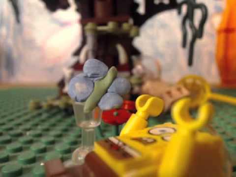 Lego Spongebob Wormy Youtube