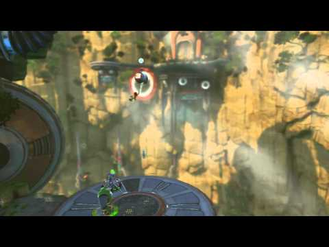 Ratchet & Clank: All 4 One PAX demo walkthrough