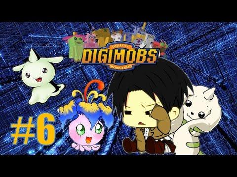 DIGIMOBS EP. 6 - Caprichos del destino - Digimon en Minecraft