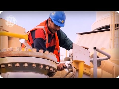 GE Works for Egypt - Powering