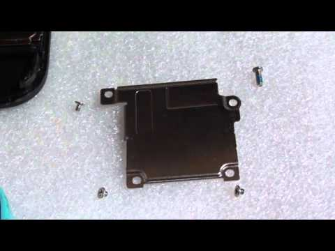 iPhone 5C: Screw Size and Position for Screen Connector to the Logic Board