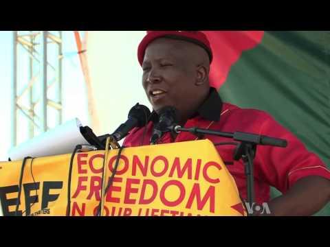 Firebrand Former Protege Challenges SAF President Zuma