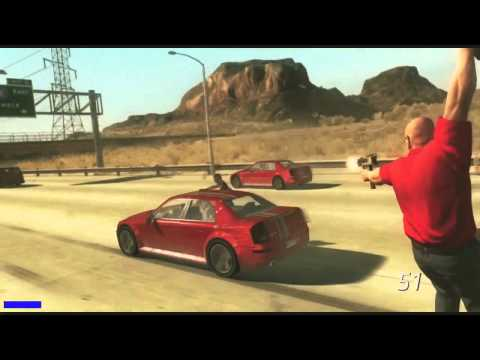 Grand Theft Auto 5 First Gameplay