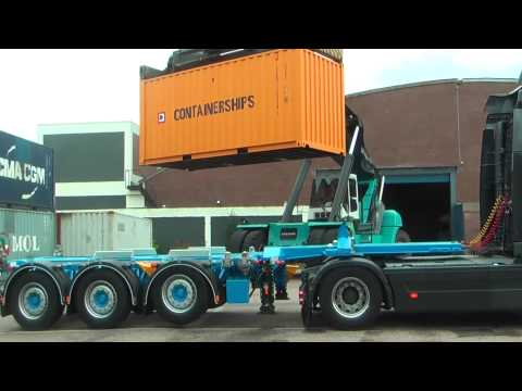 D-TEC Containertrailers 2012