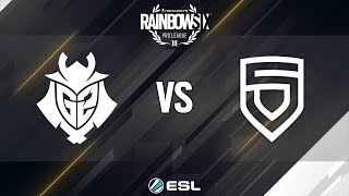 Rainbow Six Pro League - Season 8 - EU - G2 Esports vs. PENTA Sports - Week 13