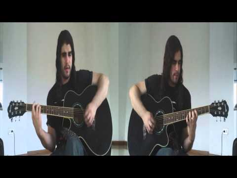 Avril Lavigne-my Happy Ending (acoustic Cover By Rod Calcagno) video