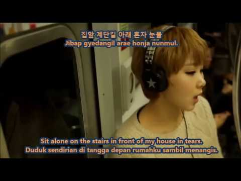 LeeSSang - Tears Ft Eugene [The Seeya] [Hangul, Rom, Eng, Bahasa] [Lyric]