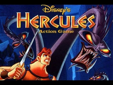 CGRundertow DISNEY'S HERCULES: ACTION GAME for PlayStation Video Game Review