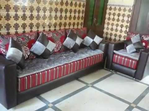 Agadir Salon Marocain Moderne 2012 Youtube