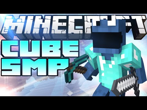 Minecraft CUBE SMP Server Let