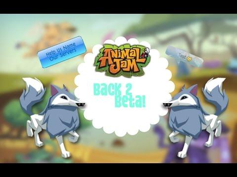Animal Jam: Time Travel Back in Beta!