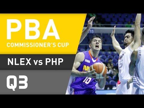 NLEX VS. PHOENIX - Q3 | Commissioner's Cup 2016